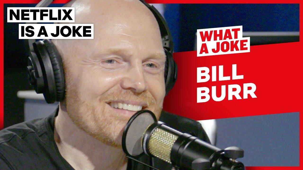 Dave Chappelle Thinks Bill Burr Is Funny What A Joke Netflix Is A Joke Youtube