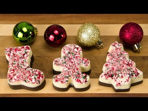 Peppermint Chocolate Christmas Candy: No Bake Christmas Candies From Cookies Cupcakes And Cardio