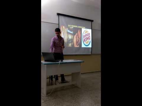 Presentation. About unemployment.