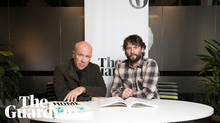'Every single child draws the truth': Ben Quilty and Richard Flanagan on the refugee crisis