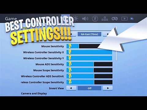 The Best Settings For Console... Build Like A God!