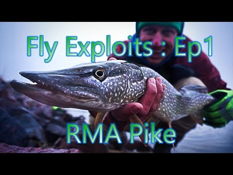 EP1: Fly Exploits - Rocky Mountain Arsenal Pike