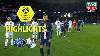 Paris Saint-Germain - Amiens SC ( 4-1 ) - Highlights - (PARIS - ASC) / 2019-20