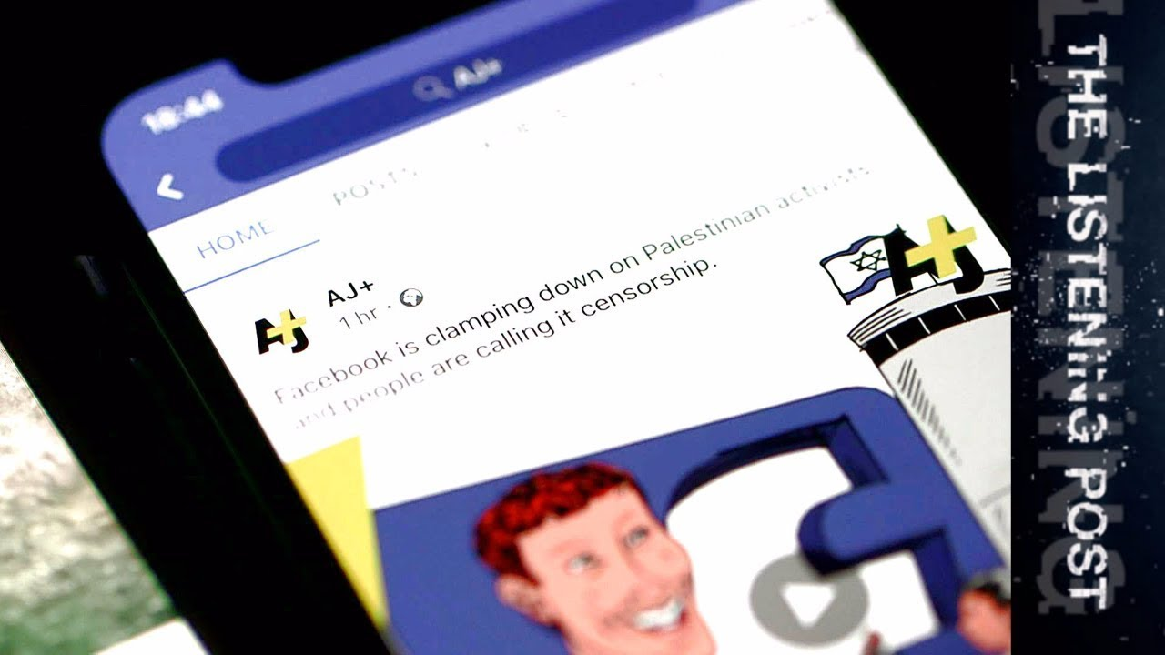Dissecting Facebook's latest news feed update | The Listening Post (Lead)