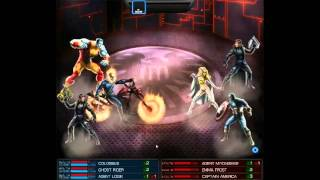 Marvel Avengers Alliance PVP Season 3 Vibranium
