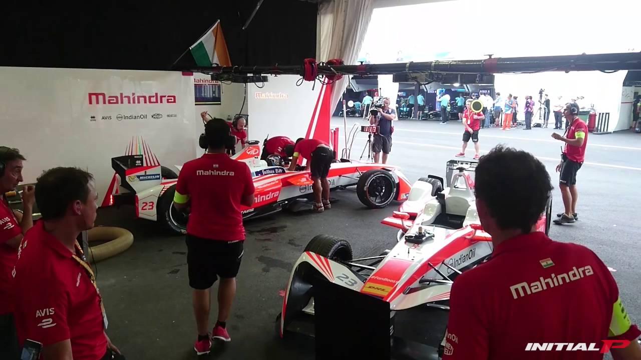 Pit Lane Walk 2016 Fia Formula E Hong Kong