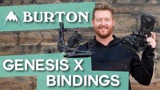 2018 Genesis X Snowboard Bindings - Review - TheHouse.com
