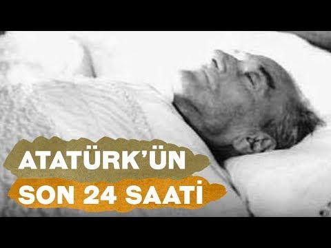 ATATÜRK'ÜN SON 24 SAATİ (10 KASIM)
