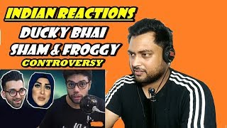 DUCKY BHAI || SHAM IDREES AND FROGGY ARE FRAUD || THE HIDDEN TRUTH !!
