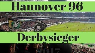 HANNOVER 96 gegen Eintracht Braunschweig 2017