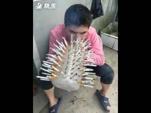 World smoking cempiyan