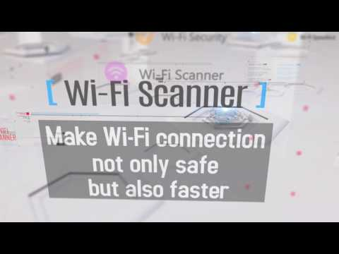 CM Security   faster and safer wifi connection