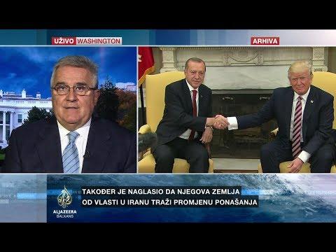 Puljić o odnosima SAD-a s Iranom i Turskom