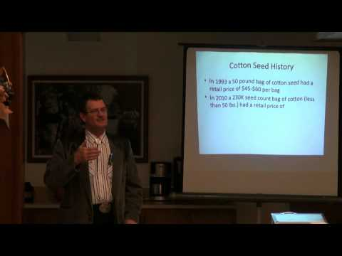 Howard Vlieger - Iowa Farmer & GMO Crop Expert part1