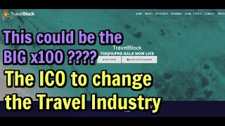 Travel The World With TravelBlock - Travel Block ICO Explained