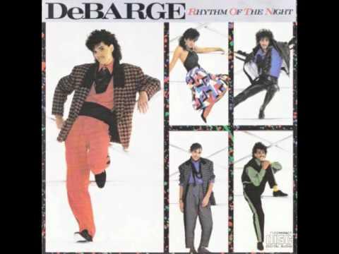 DeBarge - Who's Holding Donna Now