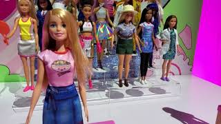 Toy Fair 2020: Barbie at Mattel