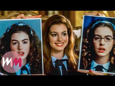 Top 10 Best Princess Diaries Moments