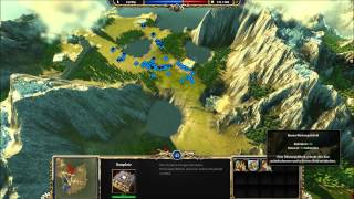 Dragon Commander: Gameplay PC