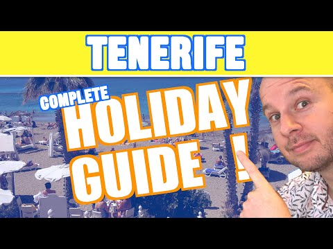 TENERIFE Holiday Guide & Travel Tips