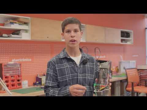 Sebastián Chacón: el proyecto de un ganador do your :bit.