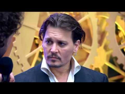 Johnny Depp -I want to go home