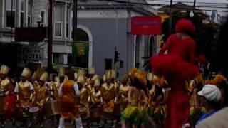 SF Carnaval, 2009