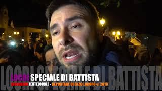 LOCRI Alessandro DI BATTISTA (M5S) in Piazza dei 5 Martiri (by EL)