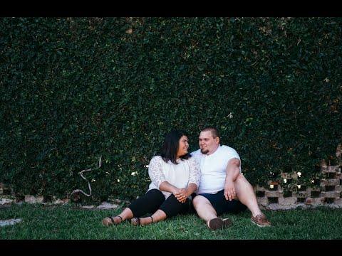 Jill And Brady - Huntington Beach State Park Engagement Photography