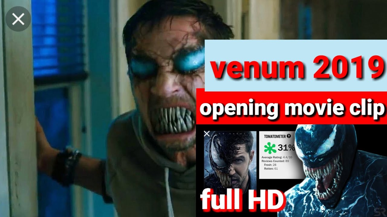 Download VENUM (2019) II Opening CLIP II full HD in HINDI II dkcreationdk clliper ll