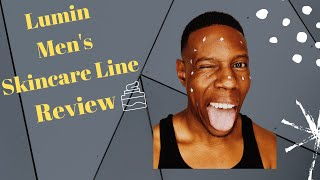 Lumin Men's Skincare Review