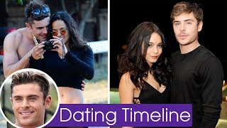 Zac Efron Dating Timeline - Episode 09