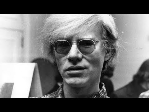 The Life Of Andy Warhol (documentary - Part One)