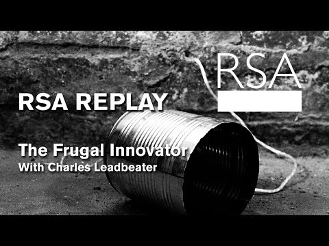 RSA Replay: The Frugal Innovator