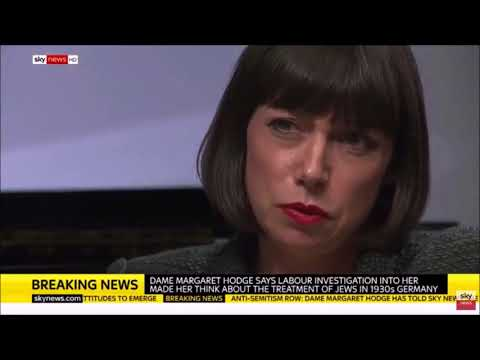 Margaret Hodge trivialises antisemitism with her comparison