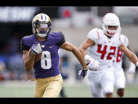 Dante Pettis Highlights |Washington Wide Receiver|