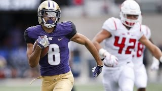Dante Pettis Highlights Washington Wide Receiver  I promise to be great