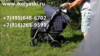 Baby Stroller Ecobaby Olympic Bamia For  Winter всесезонная прогулочная коляска с перекидной ручкой