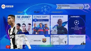 Download FIFA 19 UEFA Champions League Edition | Highly Compressed | High Graphic