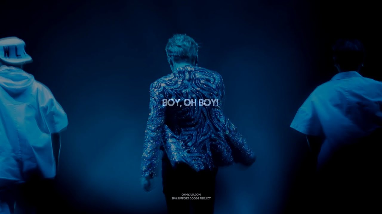 Download OHMYJUN PROJECT 2016 「BOY, OH BOY!」 DVD TEASER