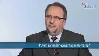 EMIGRATIA - Putem sa fim binecuvantati in Romania? raspunde Petru Bulica, pastor