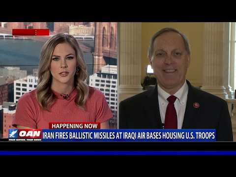 Rep. Andy Biggs talks impeachment, Iranian aggression with OAN