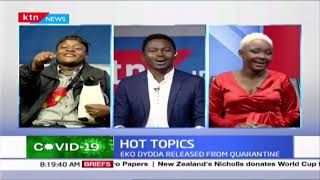 HOT TOPICS: KFCB approves Sauti Sol's popular song, Suzzana