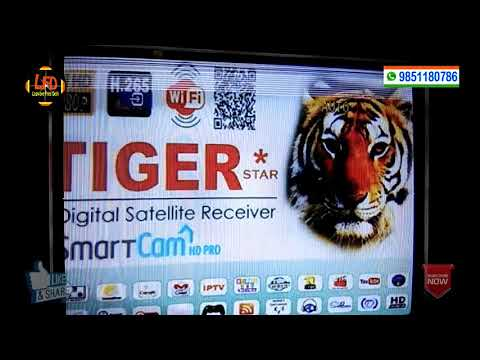 Watching video Solid SET TOP BOX 6363 & 6303 TIGER software upgrade