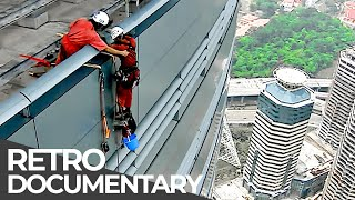 Extreme Jobs: Window Cleaner, Shark Scientist, Ordinance Expert | Retro Doc | Free Documentary