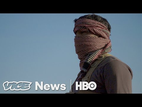 Retaking Mosul: Burying The Dead (HBO)