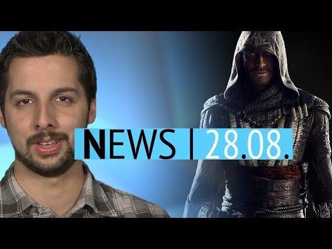 PS4-Codes für Metal Gear Solid 5 verbummelt - Erstes Bild aus Assassin's-Creed-Kinofilm - News