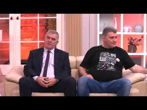 POSLE RUCKA - Da li ce ikada biti moguc suzivot Srba i Albanaca - (TV Happy 05.03.2019)