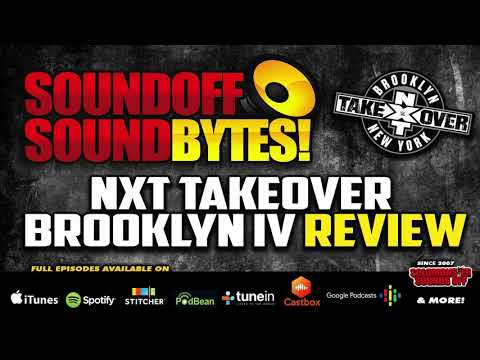 NXT Takeover Brooklyn 4 Full Show Review | ADAM COLE VS. RICOCHET!