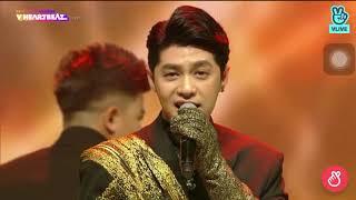 Noo Phước Thịnh live I'm still loving you lần đầu tiên tại Hàn Quốc